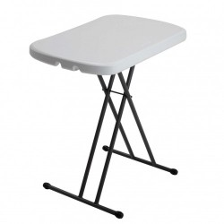 Table 76x49 réglable en hauteur