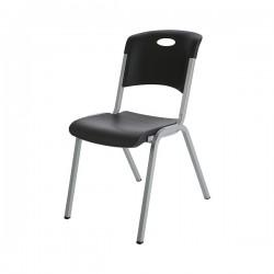 Chaise polyéthylène empilable Lifetime