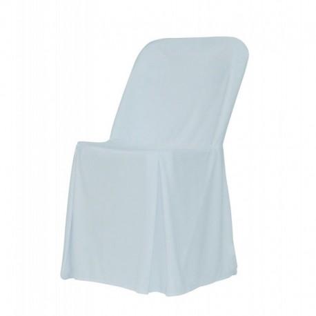 Housse tissu pour chaise alex - Housse pour chaise pliante ...