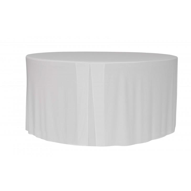 Nappe pour table ronde diam tre 120 cm - Nappe pour table exterieur ...