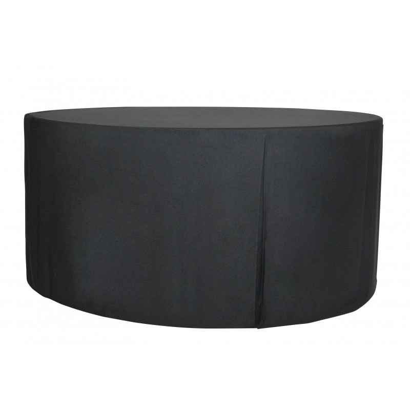 nappe pour table ronde diam tre 120 cm. Black Bedroom Furniture Sets. Home Design Ideas