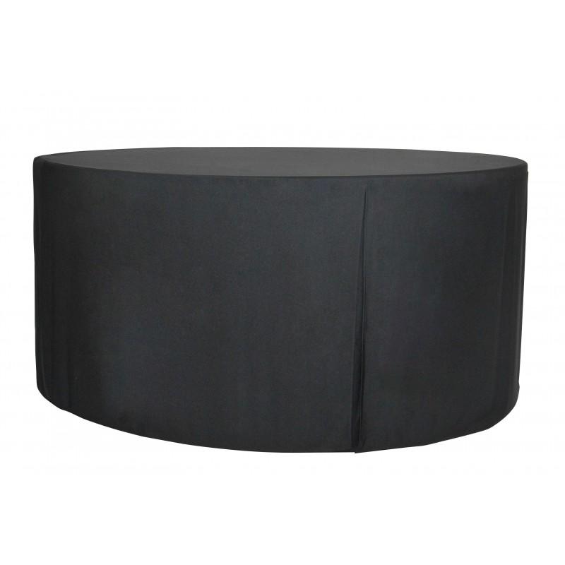 Nappe pour table ronde diam tre 120 cm - Nappe table ronde 120 ...