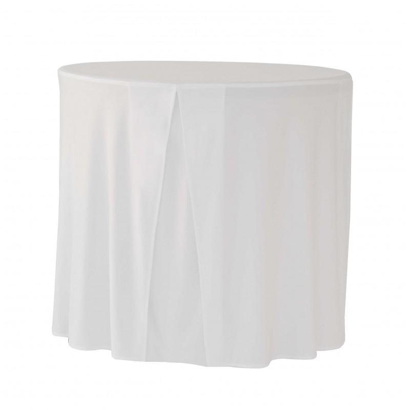 Nappe pour tables rondes diam tre 80 hauteur 74cm for Nappe pour table exterieur
