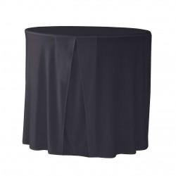 Nappe pour tables rondes Diamètre 80 Hauteur 74cm