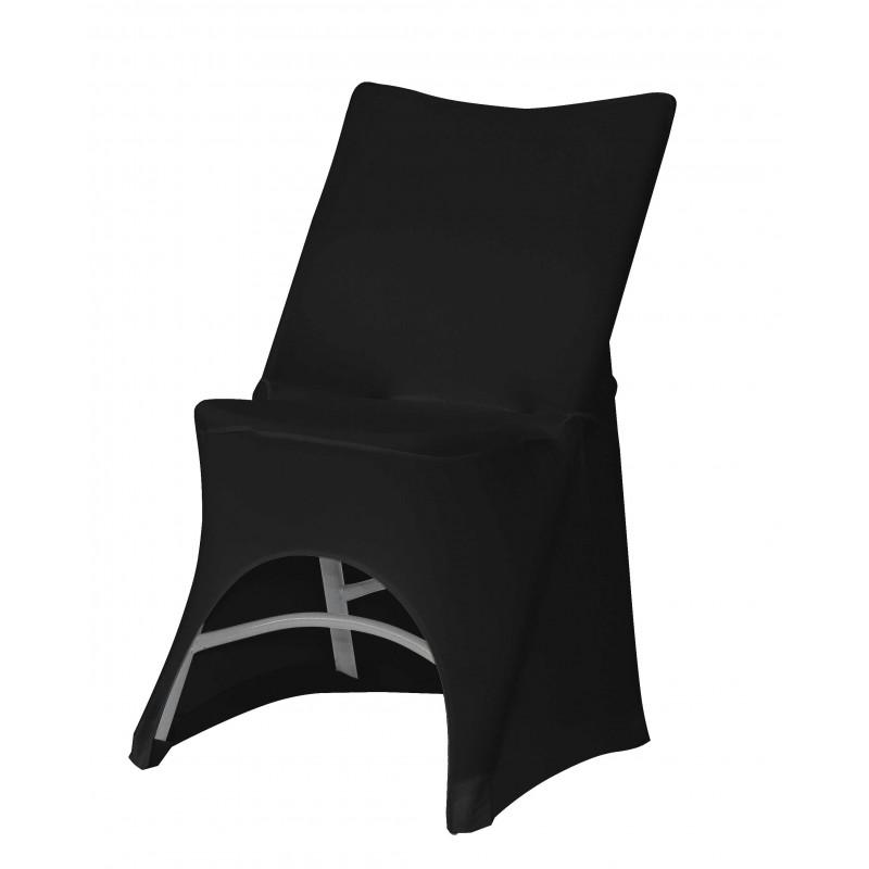 Housse strech pour chaise otto for Housse pour grande chaise