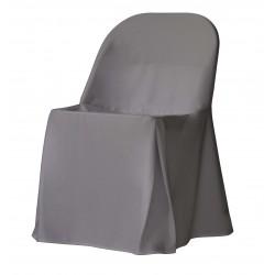 Housse tissu pour chaise BOSTON