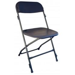 Chaises accrochables pliantes en polypropylène non-feu M2