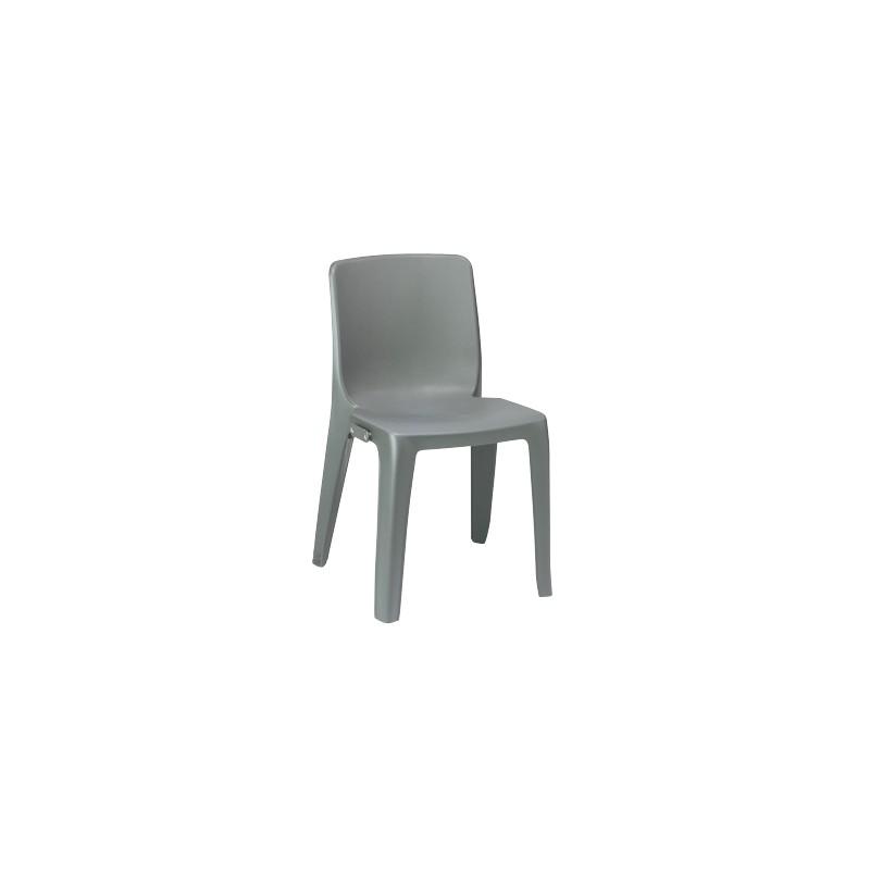 Chaise denver de chez grosfillex for Chaises empilables