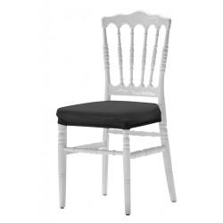 Coussin d'assise intégral en stretch pour chaise bonaparte I