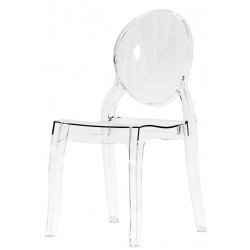 Chaise Medallion II transparent