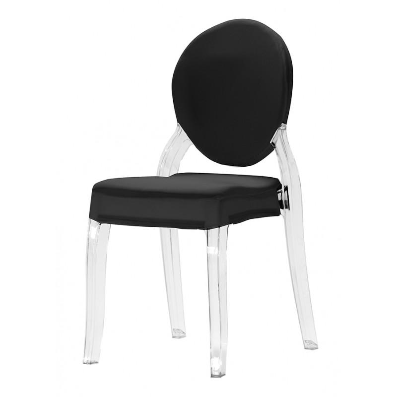 housse dossier en stretch pour chaise medaillon ii. Black Bedroom Furniture Sets. Home Design Ideas