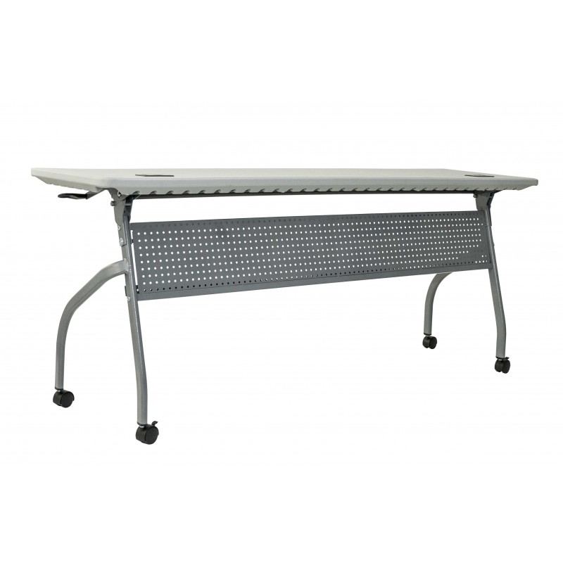 Table oxford 180x50xh74cm for Table exterieur oxford