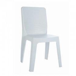 Chaise empilable IRIS en polypropylène