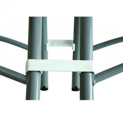 Connecteur pour chaises de type Norman ou Otto Vendu par lot de 50 connecteurs